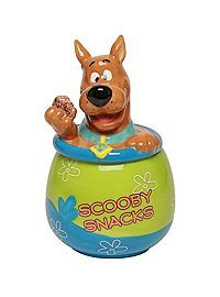 HOTTOPIC.COM - Scooby-Doo Cookie Jar