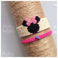 Lütfen tasarımlarımı izinsiz kullanmayın!!!Design:@pupaworks. Miyuki, bileklik, bracelet, takı, jewellery, handmade, el yapımı, tasarım, boncuk, bead, bileklik, peyote, patern, seadbeads, diy, minimal, modern, diy.