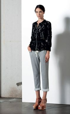 Look 41 . 504 Giacca / Jacket . 443 Pantalone / Trousers . 205P Scarpa / Shoes
