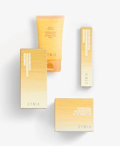 Gorgeous cosmetic packaging! Love the colour, texture...