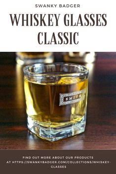 WHISKEY GLASSES: CLASSIC Groomsmen Gift, Personalized Whiskey Glasses.  These engraved whiskey glasses are the perfect men's gift. Personalized with the name or initial of your choice and matched up with one of our beautiful whiskey decanters, these custom whiskey glasses will be displayed with pride for years to come. It's a great gift for groomsmen, boyfriends, husbands and fathers alike.  Each glass holds 250ml.  Regular processing takes 3-5 business days. Upgrades available at checkout.