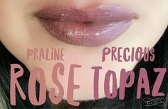 Top sellers!!! Praline Rose & Precious Topaz❌🔴❌🔴 #lipsense #pralinerose #PrecioysTopaz