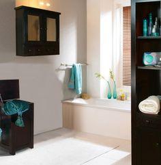1000 id es sur le th me salle de bains turquoise sur for Petit mobilier salle de bain