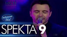 SHANE FILAN - HEAVEN - Spekta Show Top 7 - Indonesian Idol 2018