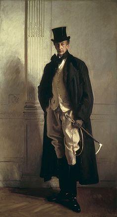 Lord Ribblesdale  John Singer Sargent