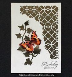 Sandma's Handmade Cards: What's New?