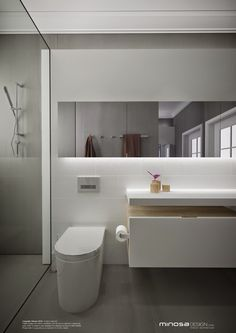Minosa Design: Converting a small bathroom - Best Use of Space