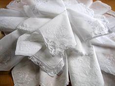 4 Handkerchief idea & crafts