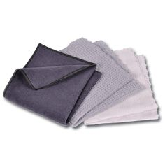 I cannot live without these cloths!  Clean my whole house without any chemicals.  Love, love, love!