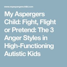Young adults with asperger s syndrome