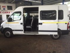 2008 Nissan Interstar dCi 16 seater for sale! in Parow image 1 Gumtree South Africa, Used Cars, Recreational Vehicles, Nissan, Van, Image, Camper, Vans, Campers