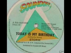 Storm - Today Is My Birthday