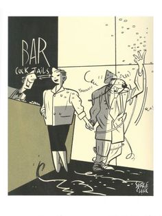 Sale Books :: Bande Dessinee Sale :: Nightclubbing Desperados (Limited Edition)