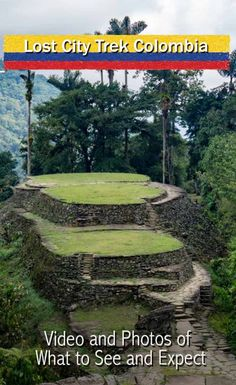 Lost City Trek Colombia: Video, Photos and What to Expect when you take on the 4 day hike through the Sierra Nevada mountains in Northern Colombia.