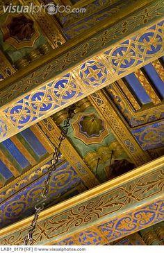 detail_ornately_painted_ceiling_beams_LAB1_0179.jpg (433×670)