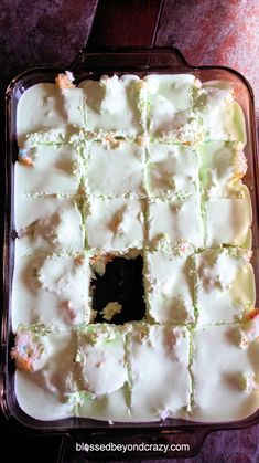 This Angel Food Squares Dessert is super easy to make and perfect for St. Patric… This Angel Food Squares Dessert is super easy to make and perfect for St. Patrick's Day! Bakery Recipes, Dessert Recipes, Cooking Recipes, Cooking Corn, Easy Recipes, Healthy Recipes, Just Desserts, Delicious Desserts, Yummy Food