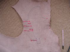 Iron Age Shoes (previous 'viking Shoes') : 24 Steps (with Pictures) - Instructables Viking Shoes, Make Your Own Shoes, Doll Shoe Patterns, Craft Patterns, Free Hand Drawing, Iron Age, Doll Shoes, Red Dots, Pattern Fashion