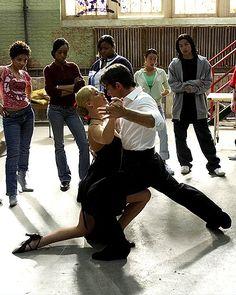 "Katya Virshilas and Antonio Banderas tango in ""Take the Lead"""