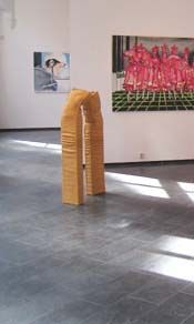"""Group show 'Demarrage"""" 