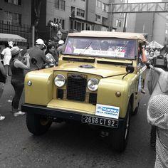 Medellín Clasic Cars Parade 22