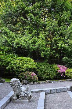 Japanese Garden (Portland, Oregon) | Flickr - Photo Sharing!