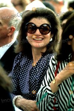 Photos and Pictures - Jacqueline Kennedy Onassis Photo By:Globe Photos, Inc 1988 Jacquelinekennedyonassisretro