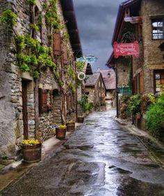 Yvoire - Haute-Savoie - France - Pixdaus Destination: the World Oh The Places You'll Go, Places To Travel, Travel Destinations, Places To Visit, Wonderful Places, Beautiful Places, Foto Nature, Yvoire, Beaux Villages