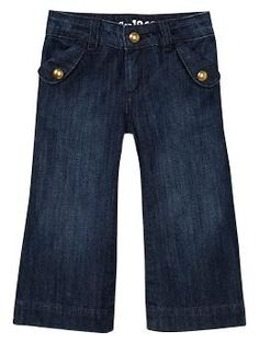 Flare jeans (dark wash) | Gap...back to school jeans, love them!