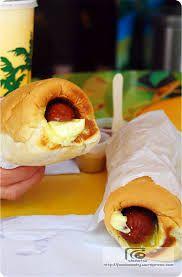 Puka Dog - hawaiian version of hot dogs