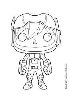 Hiro Hamada Hero Boy Coloring Page For Kids Printable Free Big 6