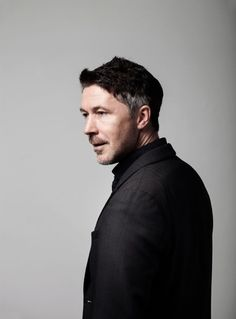 Aidan Gillen photographed for Winter 2016 Irish Tatler Man by Hazel Coonagh.