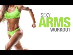 Sexy Arms Workout (HITS BICEPS, TRICEPS & SHOULDERS!!)
