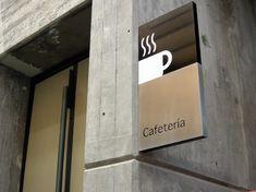 Cafeteria Signage