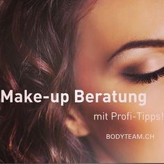 Make-up advice with tips and tricks. Learn from the professional and make your own home … - Makeup Women Make Up Beratung, Make Your Own, Make It Yourself, Homecoming Makeup, Girls Makeup, Own Home, Advice, Beauty, Instagram Posts