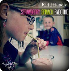 Strawberry Spinach Recipe 2