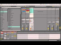 How To Create Record Scratching / Crab Sounds With Two Ableton Live Effects - YouTube