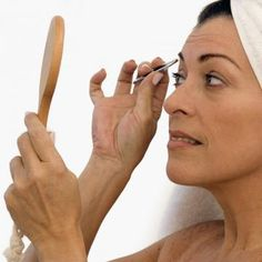 Makeup Tricks for Younger Looking Eyes When Dealing with Wrinkles, Fine Lines, & Droopy Eyes | My Thirty Spot