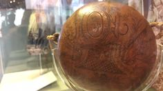 A 400-year-old gourd that Grand Chief Membertou gave to his French godfather has returned to Nova Scotia.