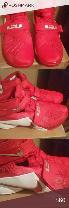 e28ac95e22a Nike Lebron James soldier IX TB shoes sz 16 I have a pair of men s Nike