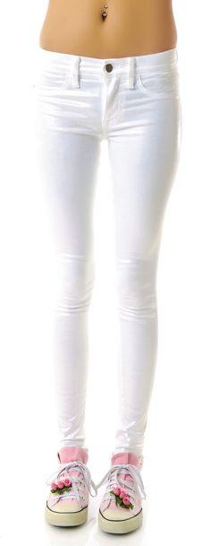 Ooooooomg!!!!!  Wildfox Couture Mesmerize Marianne Skinny Jeans | Dolls Kill