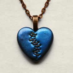 Stapled hearts available in lots of gorgeous colours!
