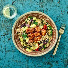 Harissa Chicken & Roast Veg Couscous