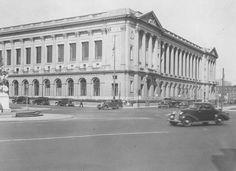 The Philadelphia Public Library in June of 1936.