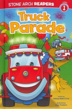 Truck parade - NOBLE (All Libraries)