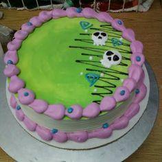Dairy Queen Cake Halloween