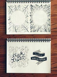 Design Process: Halloween 2012