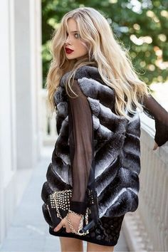 View our new chinchilla coats collection. Paolo Moretti fur manufacturer in  Milan since Wide selection of fur coats, leather jackets and cashmere coats. b8fd758198