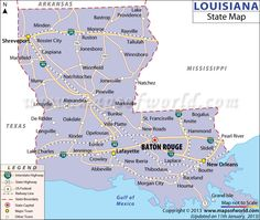 Geographic Map Of Louisiana.47 Best New Orleans La Images New Orleans Map Of Louisiana Norte