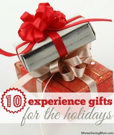 10 Clutter-Free Experience Gift Ideas