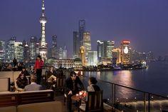 The Peninsula Shanghai, Chine - Hôtel de luxe